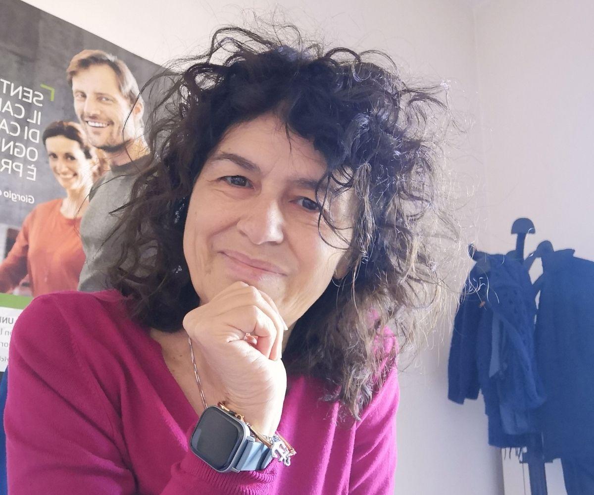 Maria, l'assicuratrice coi fiochi